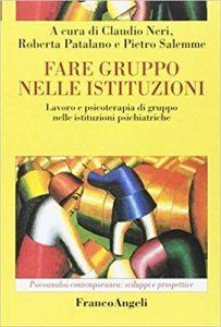 fare gruppo nelle istituzioni - pubblicazioni di Pietro Salemme